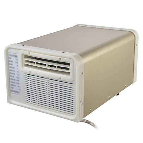Climatiseur mobile Aircooler - 950 W - Pour refroidir, chauffer, déshumidifier l'air - Ventilateur - Refroidisseur d'air