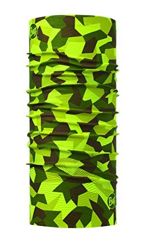 FR Fabricant : Taille Unique Buff 115442.555.10.00 Tour de Cou Mixte Adulte Multicolore Log us nlack