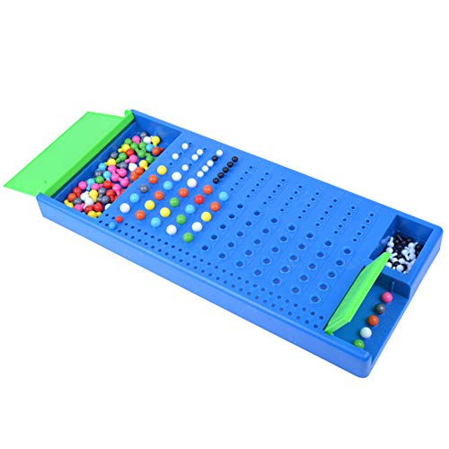 Mastermind Klassisches Code-Cracking-Spiel Spieleschreibtisch Intellektuelles Entwicklungs-Brettspiel Toy Familymind Mastermind Brain Teaser Brettspiel Spaß Intelligentes 3D-Brettspiel Lernspielzeug