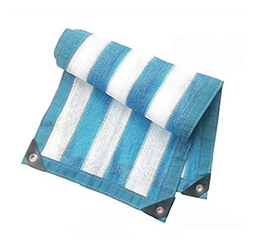 Luifels, luifels, zonwering, zonnescherm, overkappingen tentdoek zeil, voor uv-bestendige bescherming privacy, keuze uit meerdere maten, blauw voor het schieten
