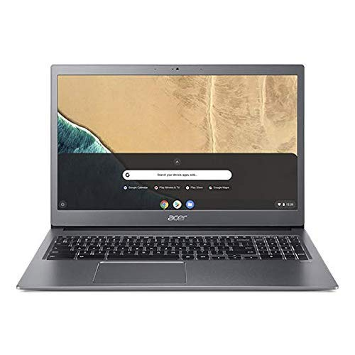 Acer 715 Chromebook :: 15.6 inches Full HD Touchscreen ::  Intel Core i3-8130U 4GB DDR4 128GB eMMC WiFi Webcam  (Renewed) $279.99 (Free Shipping)