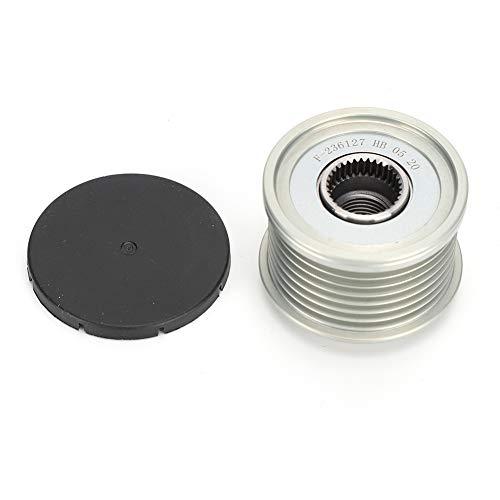 BLLBOO lichtmaschine freilauf-Auto Lichtmaschine Riemenscheibe-Freilauf Lichtmaschine Riemenscheibe Auto Generator Teile F-236127 ABS Metall Passend für