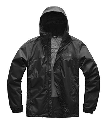 The North Face Men's Resolve Jacket, TNF Black/TNF Black, X-Large