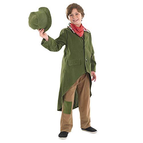 Boy Dickens - Costume de déguisement pour Enfants
