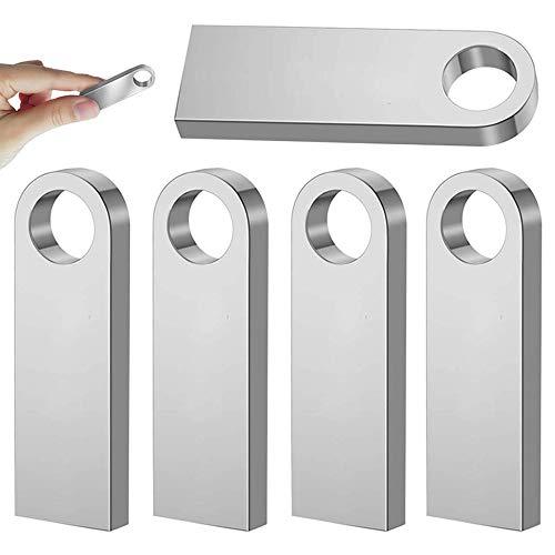 Le lot de 5 clés USB métal 32 Go
