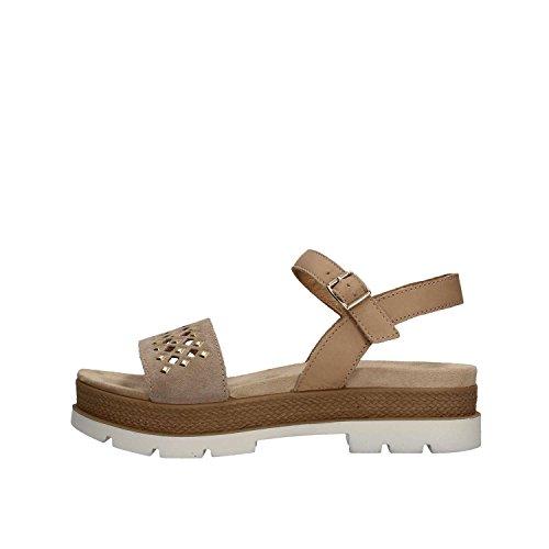 IGI&CO Zapatos de Mujer Sandalia 1174988 Visone Talla 38 Mink