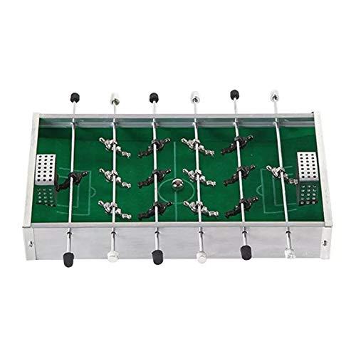 Gvqng Mini Juegos FúTbol, Juegos FutbolíN, Trae 2 Pelotas, Juego FúTbol Mesa Compacto, Fiestas de FúTbol Fiestas de CumpleañOs