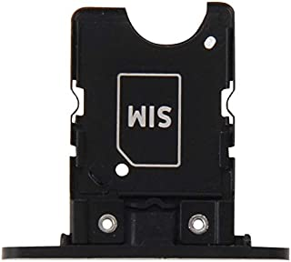 Practical Convenient Spare Parts Compatible with Nokia Lumia 1020 SIM Card Tray Replacement Replacement Parts (Color : Black)