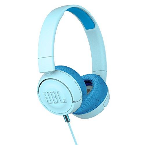 JBL JR 300 - On-Earheadphones for Kids - Blue