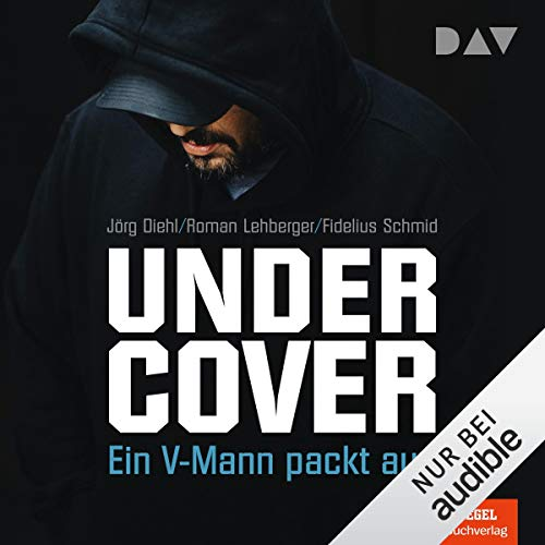 Undercover (German edition) cover art