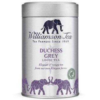 【 缶不良】ウィリアムソン紅茶ダ Fine Duchess Grey ッチェスグレイ イギリス直輸入 紅茶 williamsontea