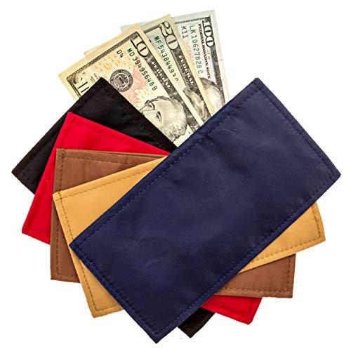 Magnetic Cash Budgeting Envelopes, Set of 5, Divide. Spend Save. Budget Your Way to Savings! (Back2Basics)