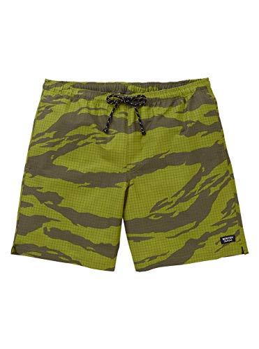 Burton Herren Creekside Shorts, Keef Tiger Rip, XS