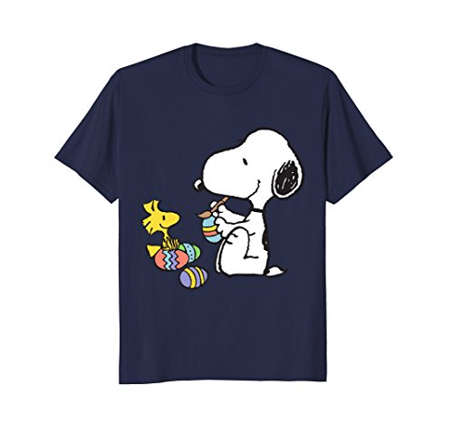 Peanuts Snoopy Easter egg T-shirt