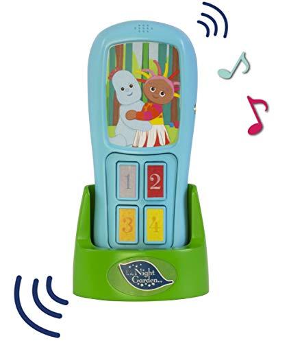 In The Night Garden Iggle Piggle Pinky Ponk Press Go véhicule jouet
