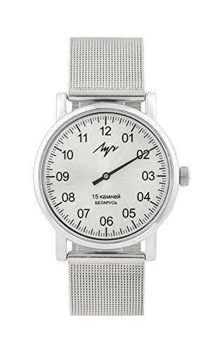 Luch 87471762 Einhand-Armbanduhr mit Handaufzugwerk
