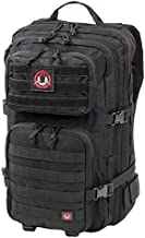 Orca Tactical SALISH 40L MOLLE Army Military Backpack Bug Out Bag Rucksack Assault Pack (Black)