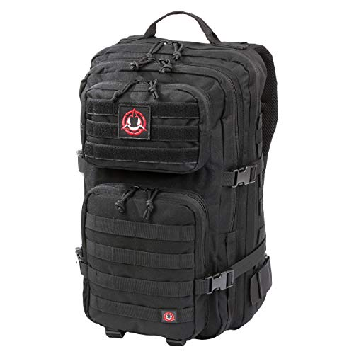 Orca Tactical SALISH 40L MOLLE Army Military Backpack Bug Out Bag Rucksack...