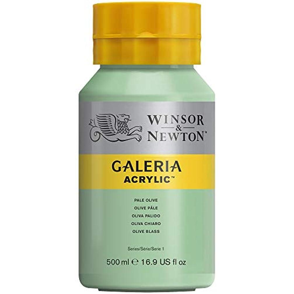 Winsor & Newton Series 1 500ml Bottle Galeria Acrylic Colour With Nozzle Cap -
