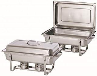 Chafing Dish GN 1/1 Twin Pack Set - Bartscher