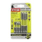 RYOBI AR2046 Impact Rated Driving Kit (8-Piece)