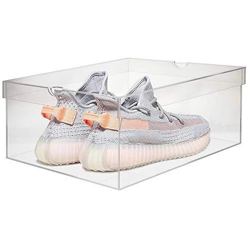 OnDisplay Luxury Acrylic Shoe Box - Long