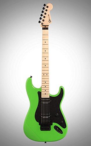 charvel pro-mod So-Cal estilo 1HH para guitarra eléctrica (Limo verde)