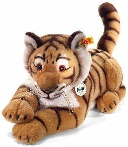 Radjah Tiger by Steiff