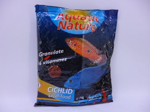 Aquatic Nature African Cichlid Excel Color M 1 Kg