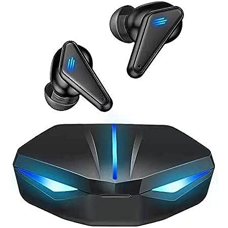 Smartnetics K55 Truly Wireless Bluetooth In Ear Earbuds with Mic (Black)