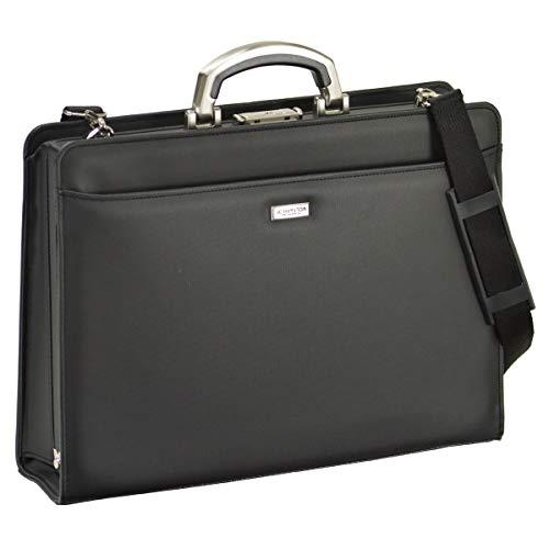 豊岡の職人が仕上げた大開きダレスバッグ B4 三方開き(日本製 メンズバッグ ビジネスバッグ)#22301