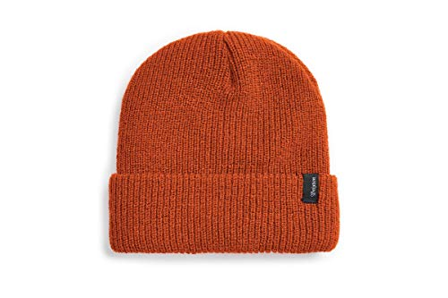 BRIXTON Beanie Heist, Orange, One Size