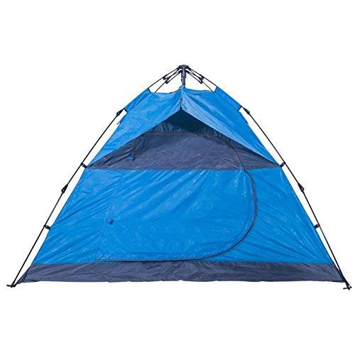 ZHDP Tienda de Campaña Impermeable,Carpa de Campamento Familiar Portátil Adecuado丨Pesca丨Playa丨Senderismo ai Aire Libre Carpa de Campamento Automática a Prueba de Lluvia 2-3 Personas
