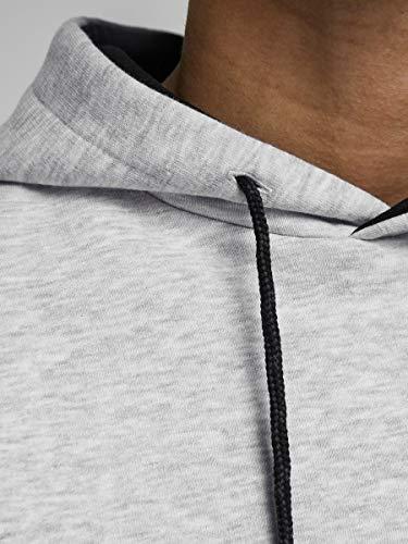 Jack & Jones Men's Jcoanton Sweat Hood Noos Sweatshirt