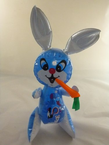 MRS CHRISTMAS 15 inch Inflatable Blue Bunny [Toy]