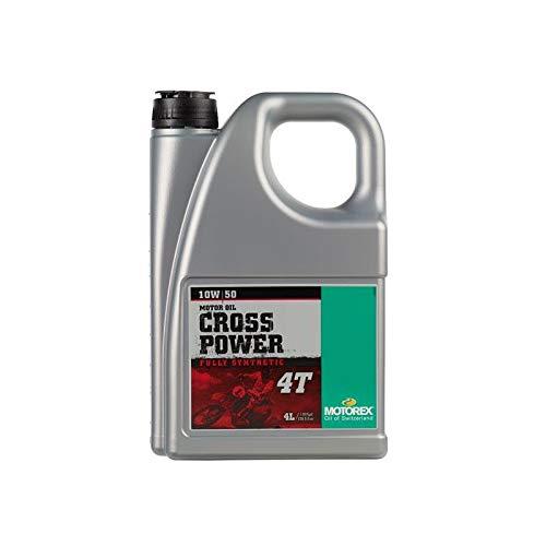551681 - Aceite Motor Cross Energía 4T 10W50 100% Sintético 4L