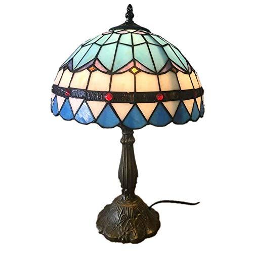 LOKKRG Lámpara de mesita de Noche, Lámpara de Mesa Minimalista, Lámpara de...