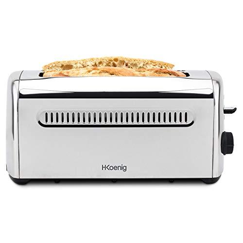 H. KOENIG - La tostadora con más niveles de tostado