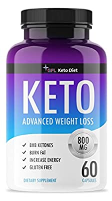 QFL Keto Trim Fast. Pure Keto Highest Potency Fast Action Carb Blocker + Made in US.