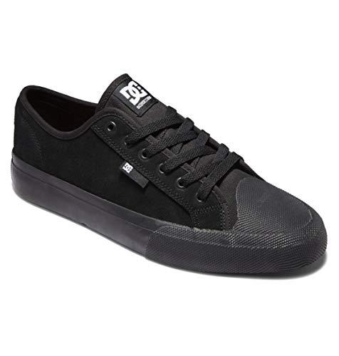 DC Shoes Manual S - Zapatillas de Cuero para Skate para Hombre ADYS300592