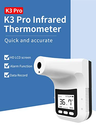 K3 Pro,Infrared Thermometer, Non-Contact Thermometer,Wall-Mounted...