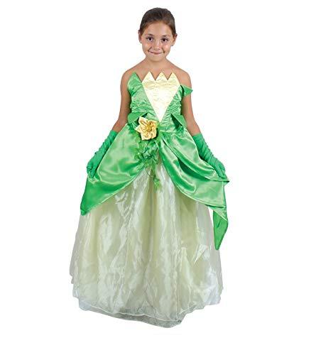Vestido de Princesa para Niñas Disfraz de Juego de Roles para Fiesta Temática Carnaval Halloween