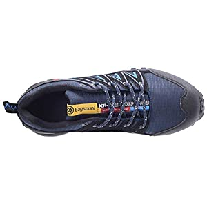 Eagsouni Men's Women's Cross Trainer Shoes Casual Comfort Training Shoe Blue