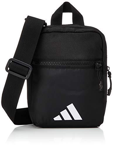 adidas 0AFIT Parkhood Org Organizer, Unisex – Adulto, black/black/white, NS
