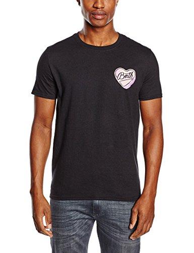 Bring Me The Horizon Herren T-Shirt Hearted Candy, Schwarz, XXL