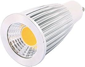 DealMux AC85-265V 7W GU10 COB LED Spotlight Lamp Bulb Energy Saving Downlight Warm White