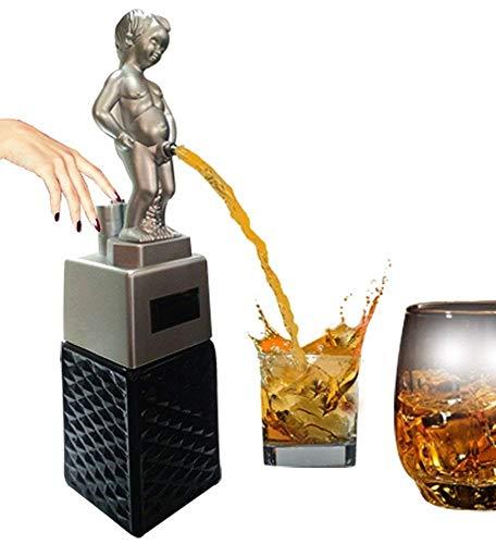 Dispensador de licor, dispensador de cerveza, dispensador de licor, decantador de licor, dispensador de licor, dispensador de licor, funciona con pilas, 500 ml