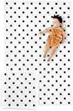Yay Mats Stylish Extra Large Baby Play Mat. Soft, Thick, Non-Toxic Foam Covers 6 ft x 4 ft. Expandable Tiles with Edges Infants and Kids Playmat Tummy Time Mat (Carter Mudcloth Tan)