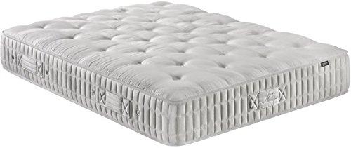Marpe Colchón Natura, núcleo de Muelle ensacado Sackspring® Trizone y Lana y algodón de altísima Calidad (150x190)