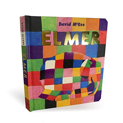 Elmer: Board Book: 1 (Elmer Picture Books)
